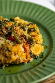 Risotto, Ethnic Recipes, Food, Essen, Meals, Yemek, Eten