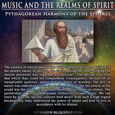 Stillness in the Storm : Music and the Realms of Spirit - Pythagorean Harmony of the Spheres | Epic Pythagoras by Mark Rossi