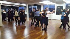 Choregraphie Tango Atelier technique 1