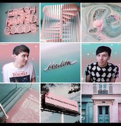 Even in an edits Dan is heart eyeing Phil