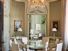 Writing the next book....Schlosshotel Berlin Grunewald :: I'll be here in July!!