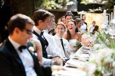 Wedding reception cheers by Larissa Cleveland Photography. Napa California, California Wedding, Editorial Photography, Portrait Photography, Wedding Photography, Luxury Wedding, Destination Wedding, San Francisco California, Martha Stewart Weddings
