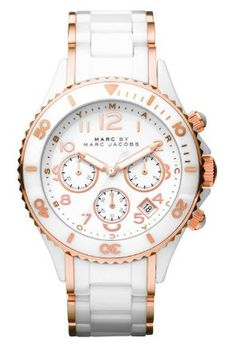 Holiday edition Rock chrono by Marc Jacobs