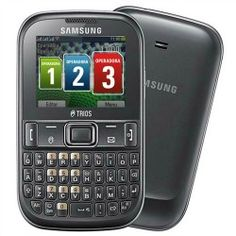 Review do Samsung E1263