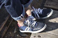 Un modèle qui va séduire les petits garçons des villes. #shoes #kids #spring