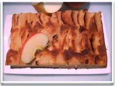 TARTA DE MANZANA / COC DE MASSANA : Mis dulces preferidos