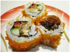 Soft shell crab sushi @ Ozeki Sushi, Chatswood