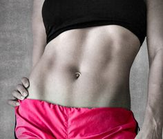 How To Get a Flat Stomach and Lose Belly Fat
