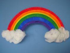 rainbow for the front door and/or garage door