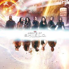 Agents of Shield - Season 5 TONIGHT!!:)