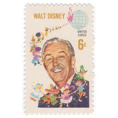 Walt Disney...