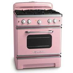 Midcentury Gas Ranges And Electric Ranges by Big Chill