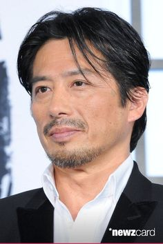 Actor Hiroyuki Sanada attends 'The Wolverine' Japan Premiere at the Roppongi Hills on August 28, 2013 in Tokyo, Japan. (Photo by Jun Sato/WireImage)