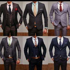 And this is how men should dress! Minus the gigantic Hermés belt ;)