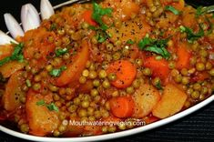 Baked Stew Like My Mamma Used To Make by Mouthwatering Vegan Recipes