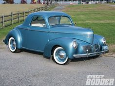 1940 Chevrolet Willys Coupe Maintenance/restoration of old/vintage vehicles: the material for new cogs/casters/gears/pads could be cast polyamide which I (Cast polyamide) can produce. My contact: tatjana.alic@windowslive.com
