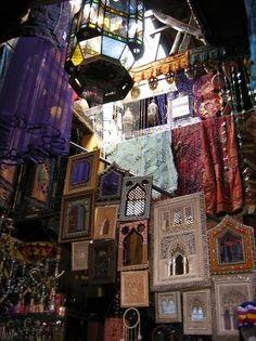 alcaiceria arabische winkelstraat