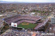 Mile High Stadium Denver, CO