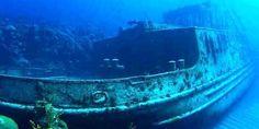 Video Ini Menunjukkan Adanya Bangkai Kapal Belanda di Dasar Laut Mandeh