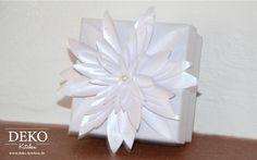 DIY: Dahlienblüten aus Papier Deko-Kitchen
