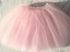 Light Pink Tutu Skirt #bellethreadpinterest