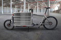 White Line Hotels - BULLITT Fast Cargo Bikes