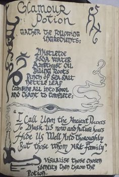 Witch Spell Book, Witchcraft Spell Books, Magick Book, Wiccan Witch, Wiccan Spells, Witches Alphabet, Witchcraft Spells For Beginners, Charmed Book Of Shadows, Magic Crafts