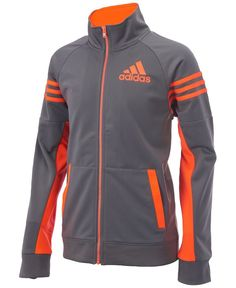 adidas League Track Jacket, Big Boys (8-20)
