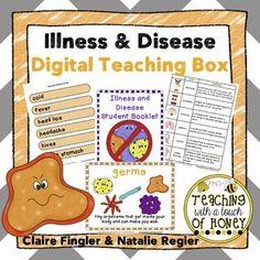 Illness and Disease Digital Teaching Box