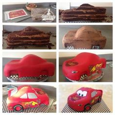 Lightning McQueen Disney Cars