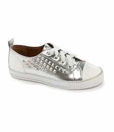 9978be1d5a62 Available at Dillards.com  Dillards Studded Sneakers