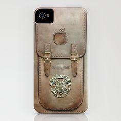PLEASE  Hogwarts Backpack iPhone case