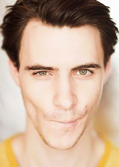 Harry Lloyd. pretty green eyes AND just the great-great-great-grandson of Charles effing Dickens. nbd...