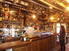 Ruta de la tapa: bares y restaurantes salamanca. En la foto, el Mesón Cervantes