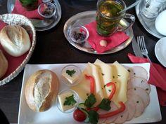 Breakfast in Bad Nauheim
