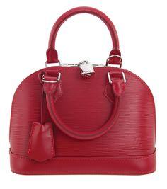 Valentine's Day - Louis Vuitton's Alma BB