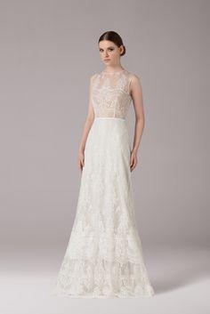 LOUISE suknie ślubne Kolekcja 2015