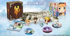 Tales of Zestiria Collector's Edition Chibis it Up on PS4