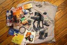 December Loot Crate Review - http://mommysplurge.com/2013/12/december-loot-crate-review/