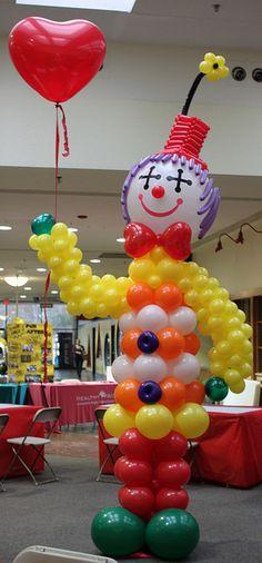 Balloon Clown 2-19-2011 016 | Flickr - Photo Sharing!