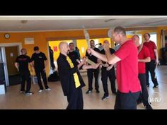 "Wing Tsun Universe (WTU) WTU Seminar Vöcklabruck ""Tanz des Todes"" Beltan..."
