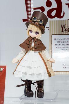 Azone International Doll Show 44 Final : Lil' Fairy