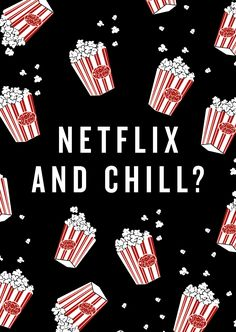 netflix and chill? (america today) - Boomerang Cards netflix and chill?