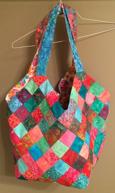 Mondo bag made for Shelby.    This is my first shot at any sort of tutorial, so no promises on clarity of directions. I will try to show y...