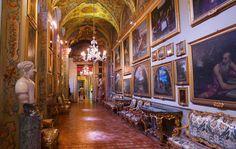 Palazzo e Galleria Doria Pamphilj, Roma via del Corso