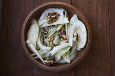 Fennel, Apple, and Walnut Salad / La Mesa