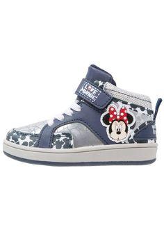 #Disney #Sneaker #high #silver für #Mädchen -