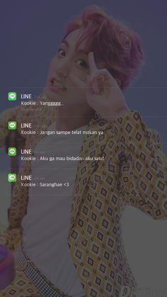 Jungkook Oppa, Taehyung, Chat Line, Wallpaper Wa, Bts Quotes, Boyfriend Material, My Boyfriend, Videos, Kpop