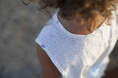 Vestido para niña #handmade #hechoamano #vestidos #niña #girls #reversibles #babyclothes
