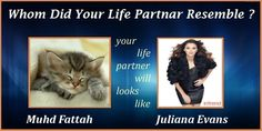 Find Out Whom Did Your Life Partner Resemble using Facebook Fun App | Find your result Click Here